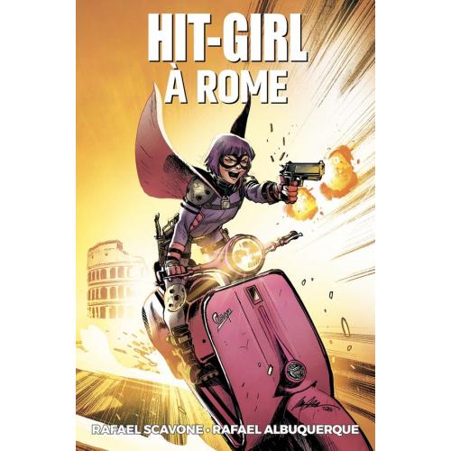 Hit Girl Tome 3 - Hit Girl à Rome (VF)