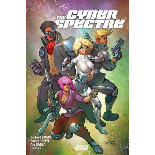 OFFERT : Cyber Spectre tome 1 (VF) Edition Classique - 400 Exemplaires