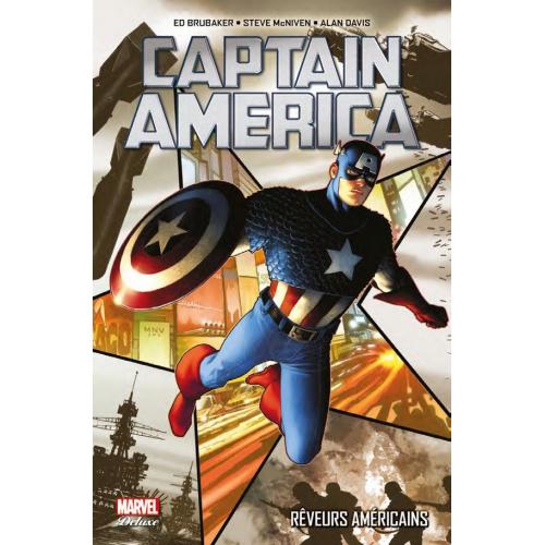 CAPTAIN AMERICA TOME 1 (VF)