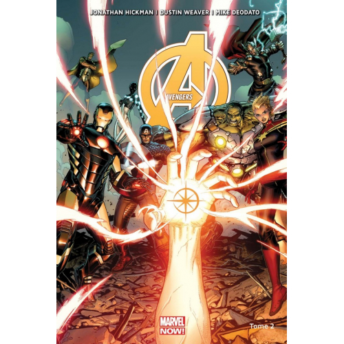 AVENGERS MARVEL NOW Tome 2 (VF) occasion
