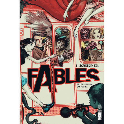 Fables Tome 1 (VF) occasion