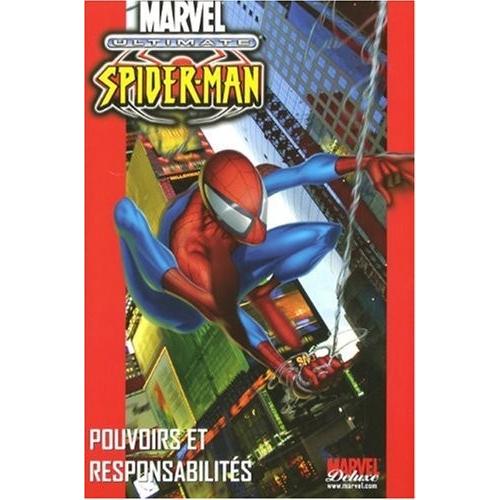 Ultimate Spider-Man Tome 1 Pouvoirs et responsabilités (VF) occasion