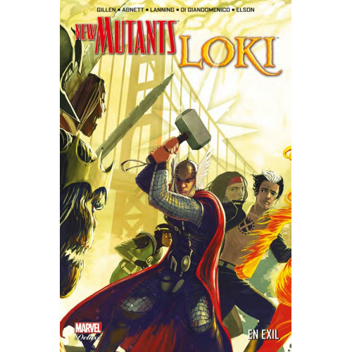 NEW MUTANTS & LOKI EN EXIL (VF)