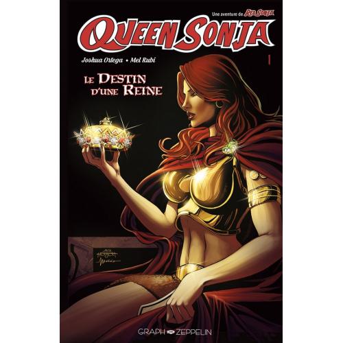 Queen Sonja : le destin d'une reine (VF)