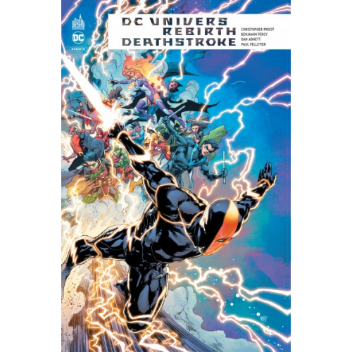 DC Univers Rebirth – Deathstroke (VF)