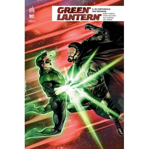 Green Lantern Rebirth Tome 5 (VF)
