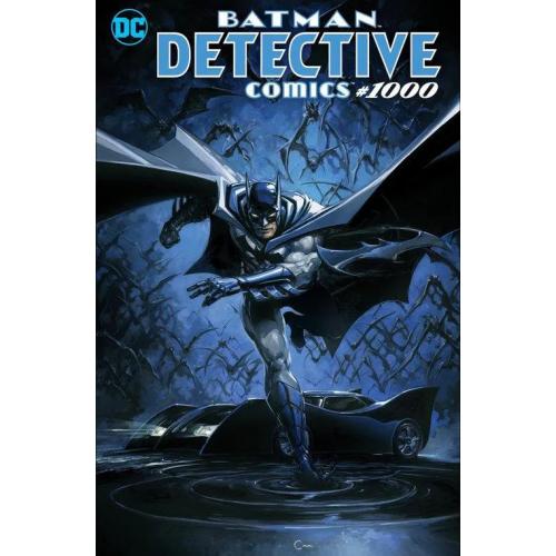 Detective Comics 1000 (VO) CLAYTON CRAIN VARIANT