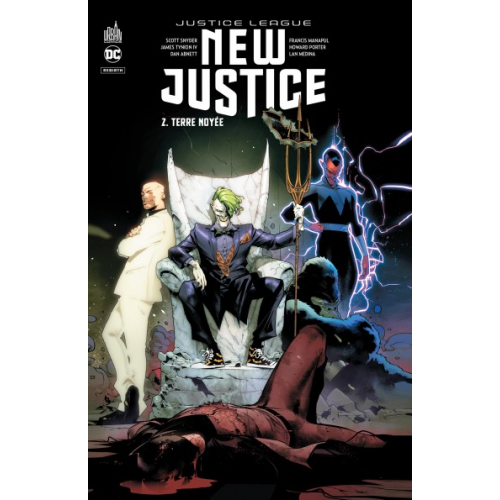 New Justice Tome 2 (VF)