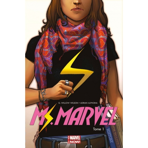 Ms Marvel Tome 1 (VF) occasion