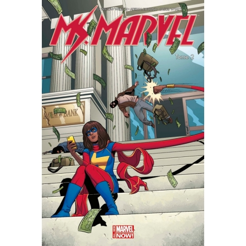 Ms Marvel Tome 2 (VF) occasion