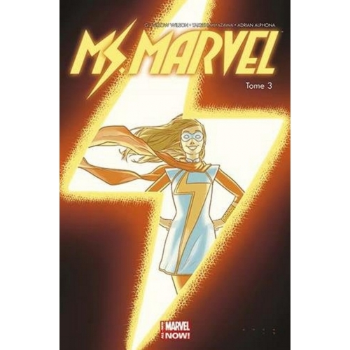 Ms Marvel Tome 3 (VF) occasion