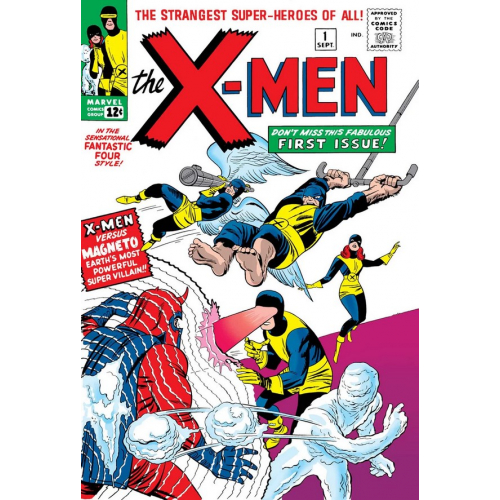 X-MEN 1 FACSIMILE EDITION (VO)
