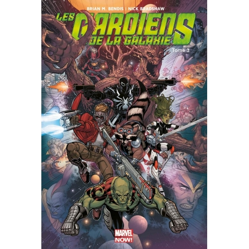 Les Gardiens de la galaxie Marvel Now Tome 3 (VF) occasion