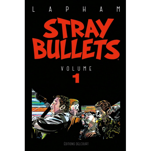 Stray Bullets Tome 1 (VF)