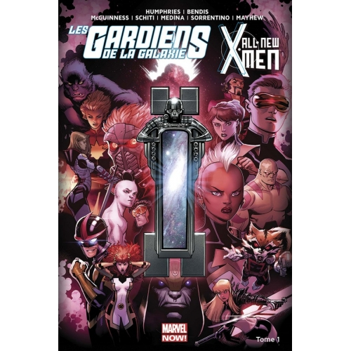 All-new X-Men/Les gardiens de la galaxie tome 1 (VF) occasion