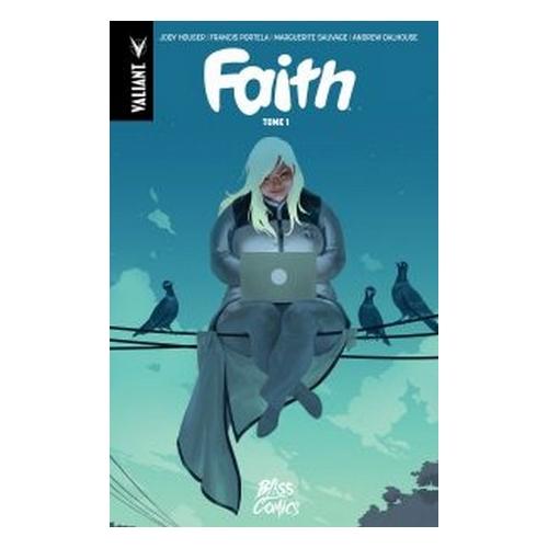 Faith Tome 1 (VF) occasion