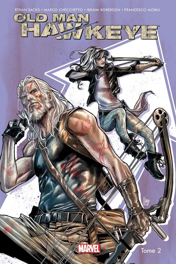Old Man Hawkeye Tome 2 (VF)