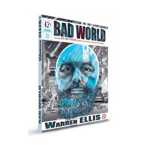 BAD WORLD Warren Ellis (VF)