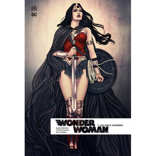 Wonder Woman Rebirth Tome 7 (VF)