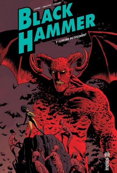 Black Hammer Tome 3 (VF)