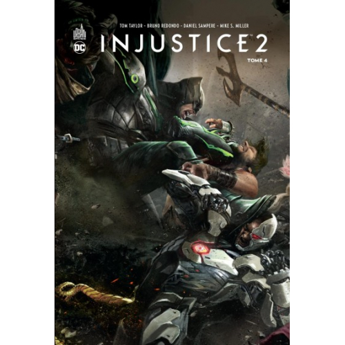 Injustice 2 Tome 4 (VF)