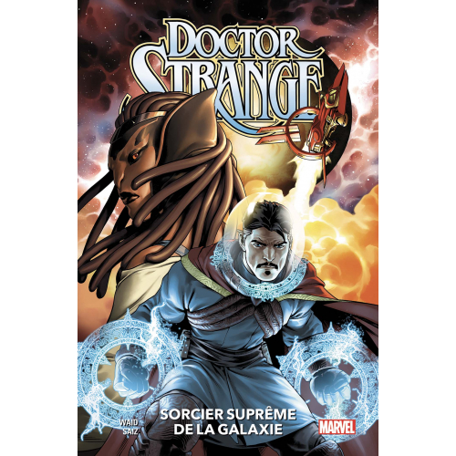 DOCTOR STRANGE FRESH START TOME 1 (VF)