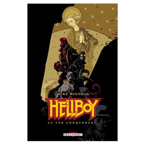 Hellboy, tome 6 : Le ver conquérant (VF) occasion