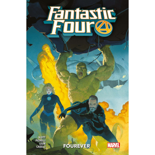 Fantastic Four tome 1 occasion