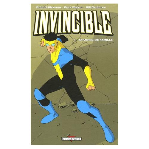 Invincible Tome 1 : Affaires de famille (VF) occasion
