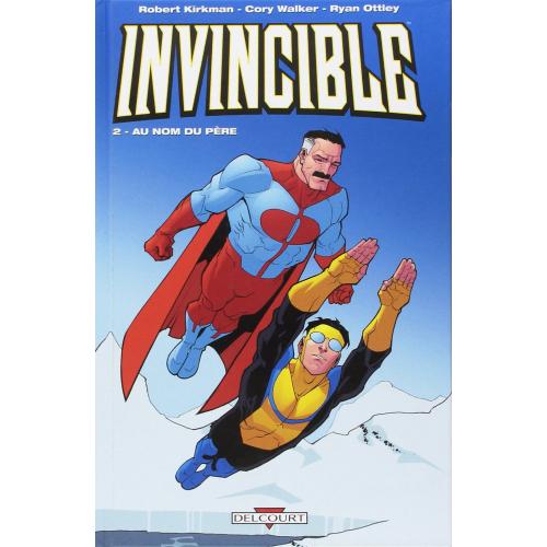 Invincible, Tome 2 : Au nom du père (VF) occasion
