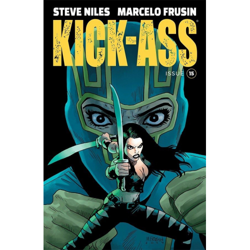 Kick Ass - The New Girl Tome 3 (VF)