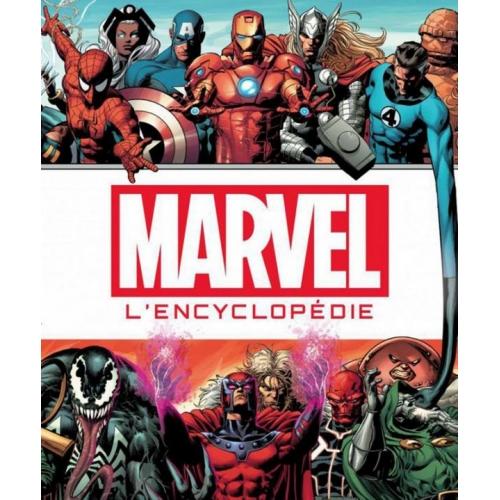 Marvel, l'Encyclopédie Mise a Jour et Augmentee (VF)