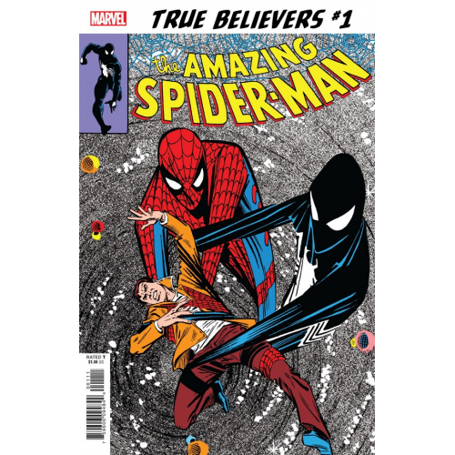SINISTER SECRET SPIDER-MANS NEW COSTUME 1 (VO)