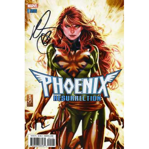 PHOENIX RESURRECTION 1 signé par Mark BROOKS & Matthew ROSENBERG (VO)