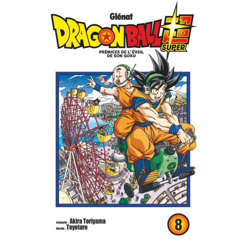 Dragon Ball Super Tome 8 (VF)
