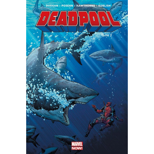 Deadpool Marvel Now Tome 2 (VF) Occasion