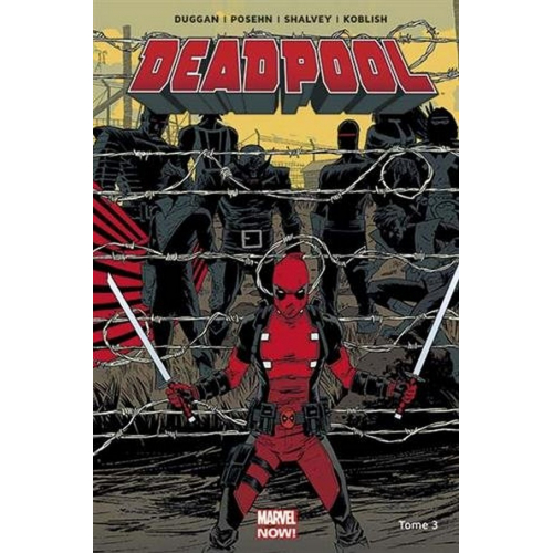 Deadpool Marvel Now Tome 3 (VF) Occasion