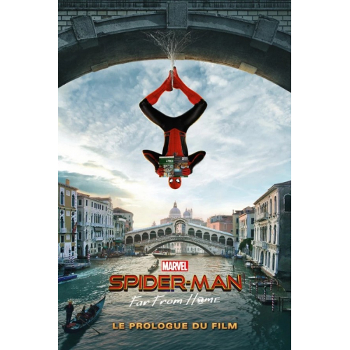 SPIDER-MAN : FAR FROM HOME LE PROLOGUE DU FILM (VF)
