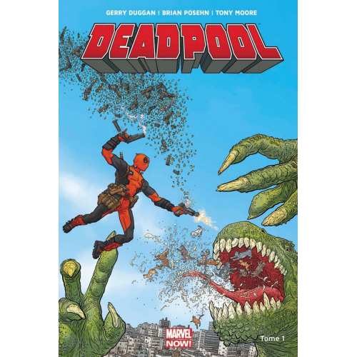 Deadpool Marvel Now Tome 1 (VF) occasion