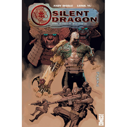 SILENT DRAGON (VF)