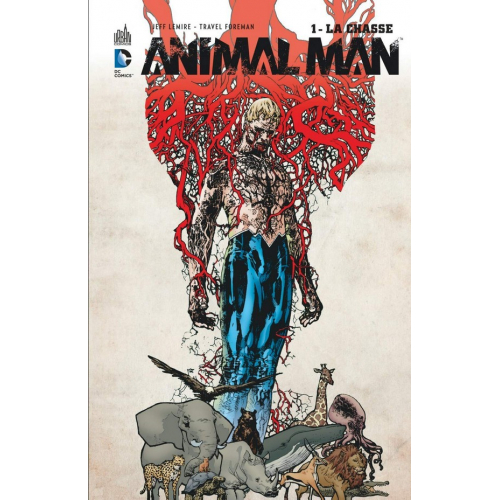 Animal Man Tome 1 (VF)
