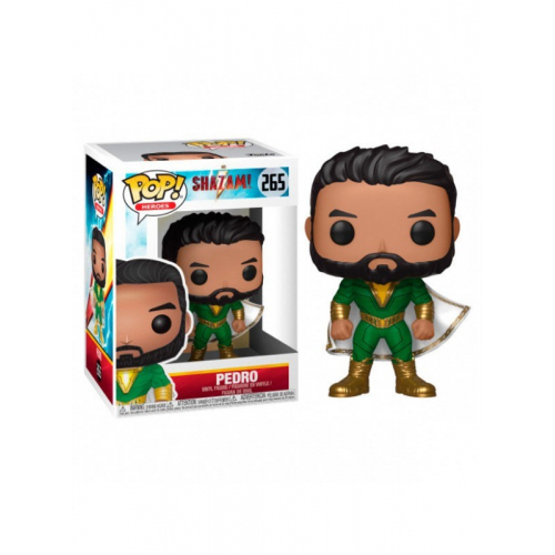 Figurine Funko Pop! Heroes: Shazam - Pedro 265