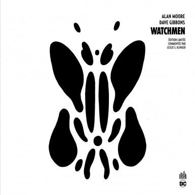 Watchmen Édition N&B annotée (VF)