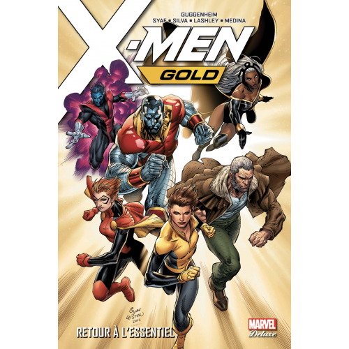 X-MEN GOLD TOME 1 (VF)
