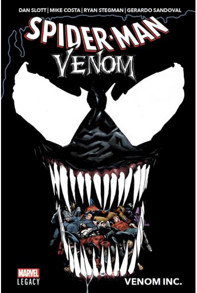 MARVEL LEGACY : SPIDER-MAN/VENOM - VENOM INC. (VF)