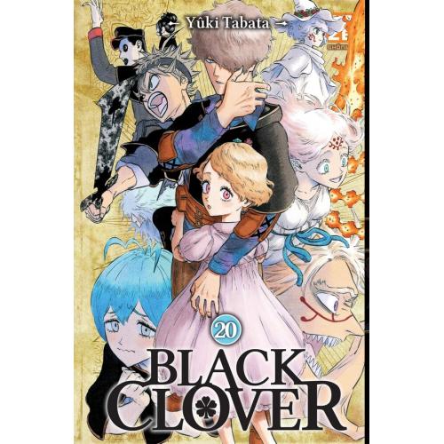Black Clover Tome 20 (VF)