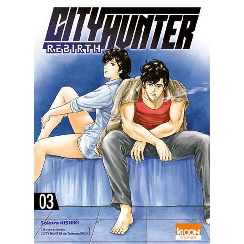 City Hunter Rebirth Tome 3 (VF)