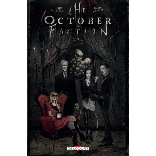 OCTOBER FACTION Tome 1 (VF)