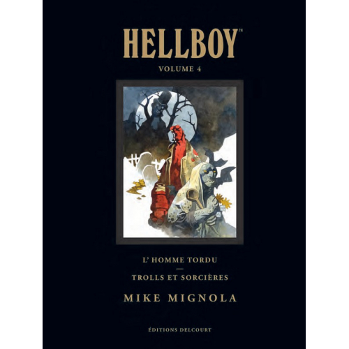 Hellboy Deluxe Vol. 4 (VF)