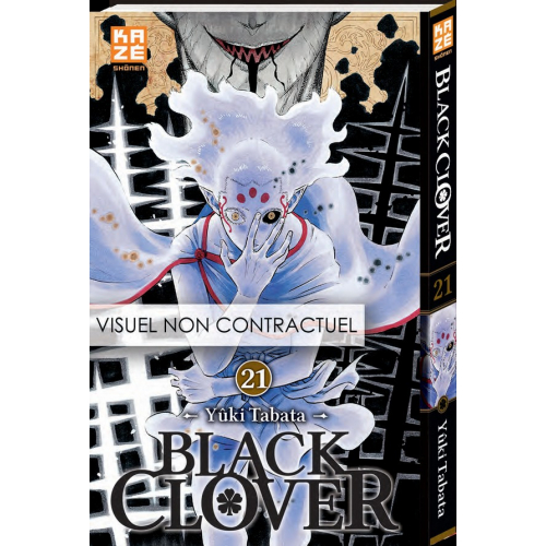 Black Clover Tome 21 (VF)